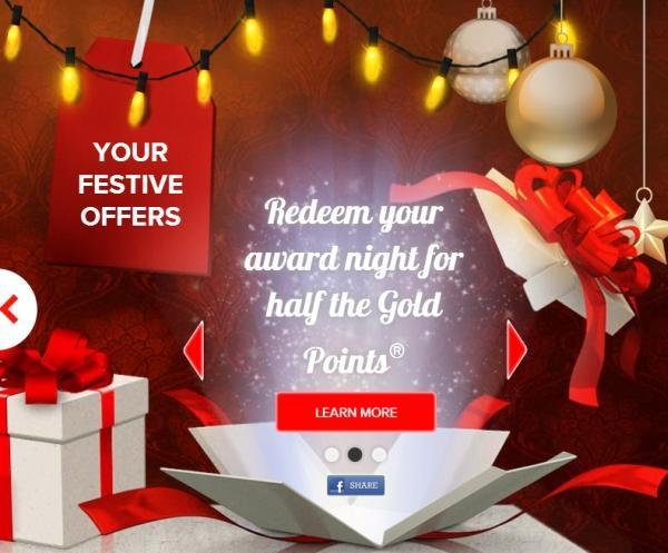 club-carlson-your-festive-offers