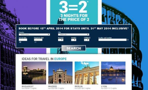 Le Club Accorhotels Europe