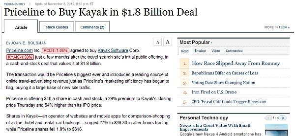 priceline-buys-kayak