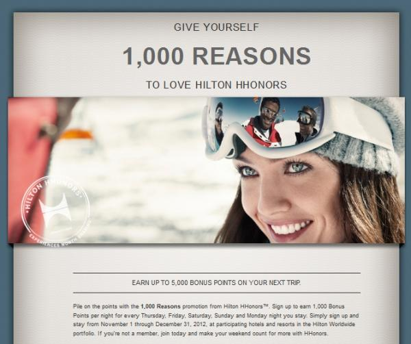 hilton-hhonors-4th-q-1000-reasons