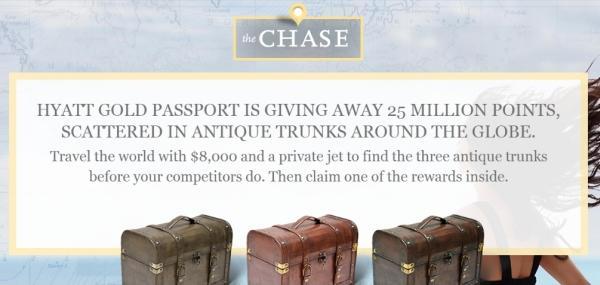 hyatt-gold-passport-the-chase-game