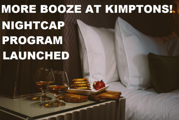 Kimpton Nightcap Program