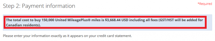 United Airlines MileagePlus Buy Miles May June 2015 Campaign Price