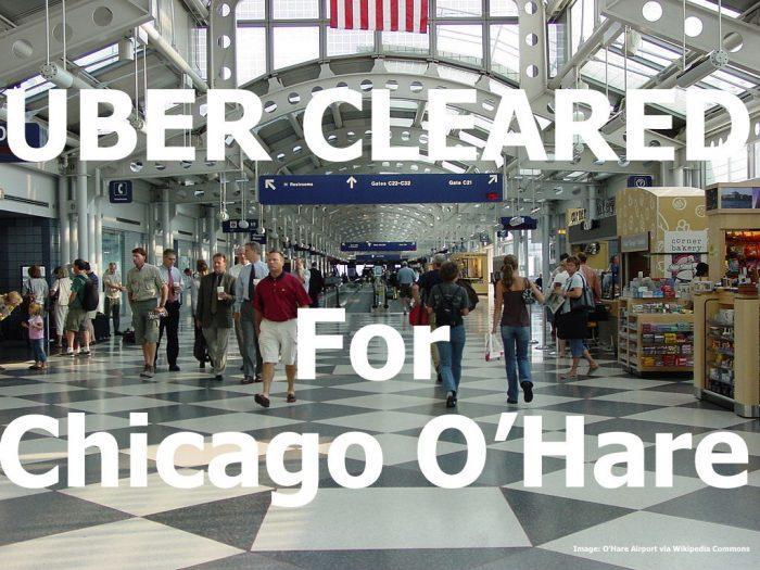 Chicago Airport UBER