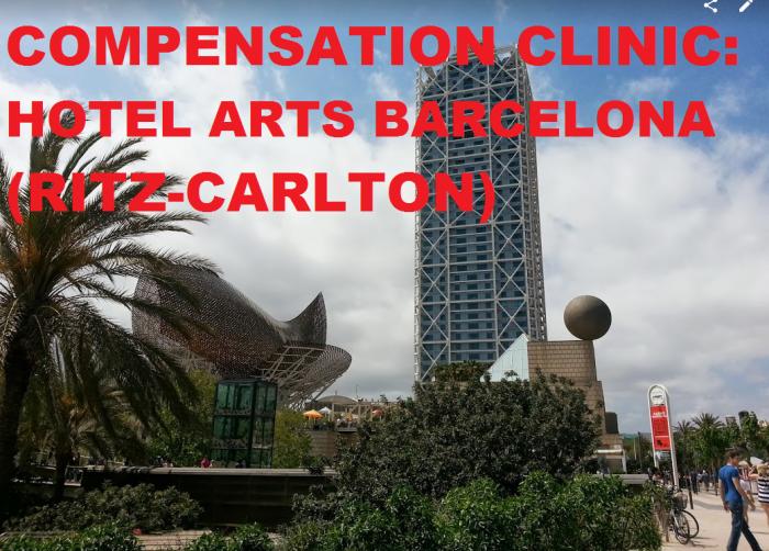 Compensation Clinic Arts Barcelona Main