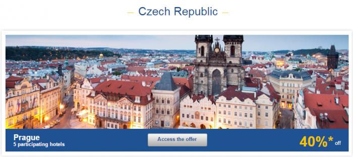 Le Club AccorHotels Weekly Sales Oct 27 Czech Republic 1