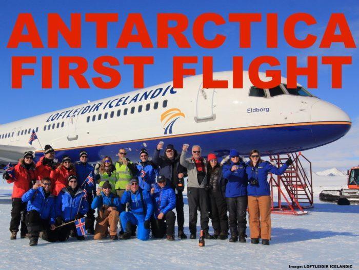 Antarctic Flight