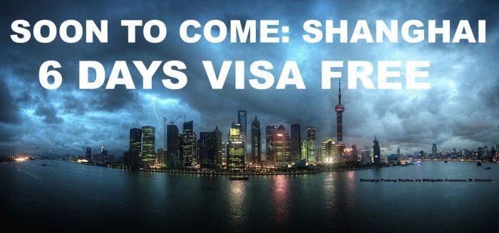 Shanghai Visa