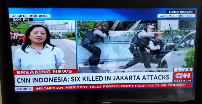Indonesia Bombings
