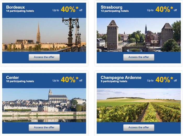 Le Club AccorHotels Europe Private Sales January 26 - February 1 2016 France 2