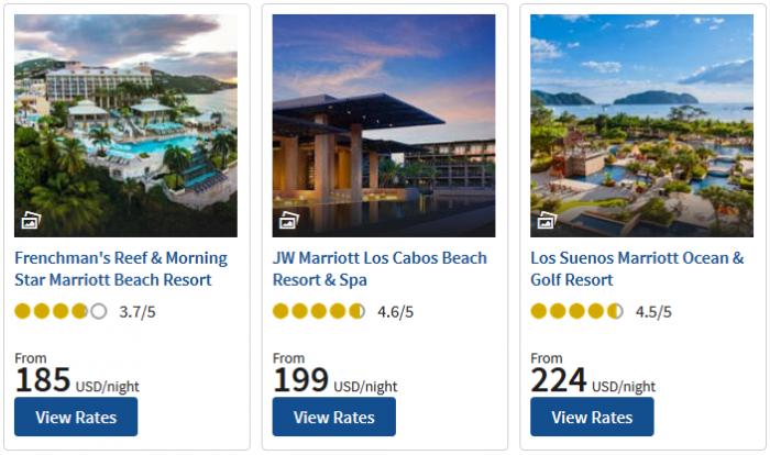 Marriott Rewards ParadiseByMarriott 35 Percent Off Hotels 2