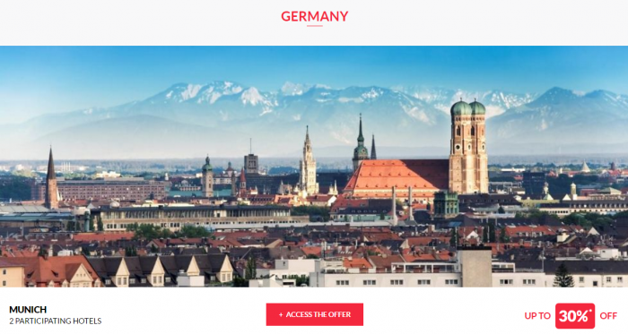 Le Club AccorHotels Worldwide Private Sale December 29 2016 Germany 1