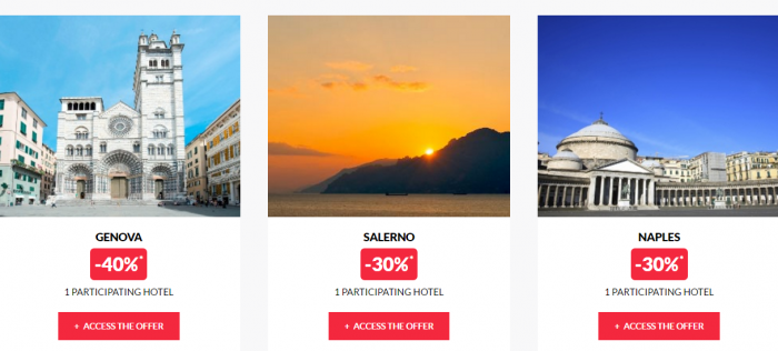 Le Club AccorHotels Worldwide Private Sale December 29 2016 Italy 3