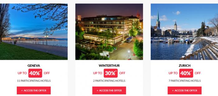 Le Club AccorHotels Worldwide Private Sale December 29 2016 Switzerland 2