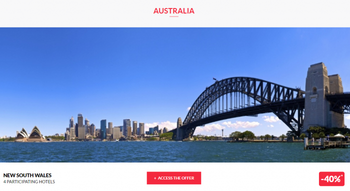 Le Club AccorHotels Worldwide Private Sales March 15 2017 Australia 1