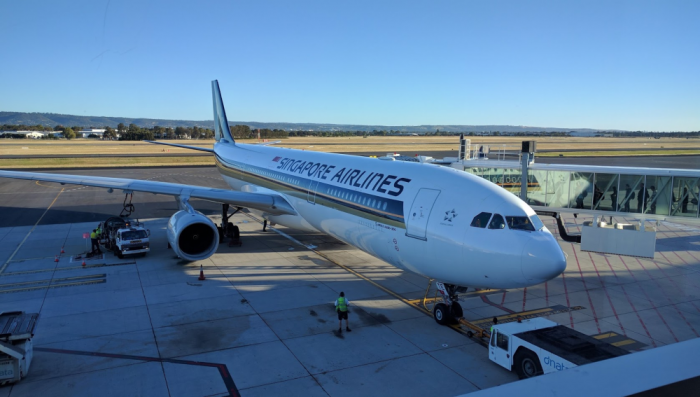 Air France-KLM Singapore Airlines Sign Codeshare Agreement