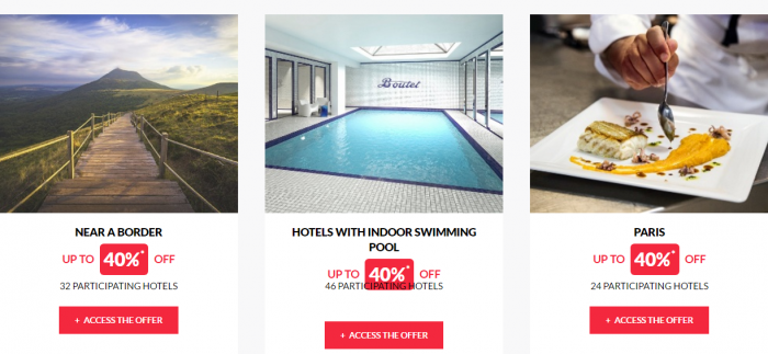 Le Club AcccorHotels Worldwide Up To 50 Percent Off Private Sales April 20 France 2