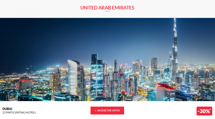 Le Club AccorHotels Private Sales May 10 2017 UAE 1