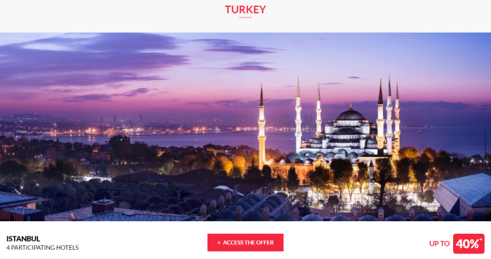 Le Club AccorHotels Worldwide Private Sales May 24 2017 Turkey 1