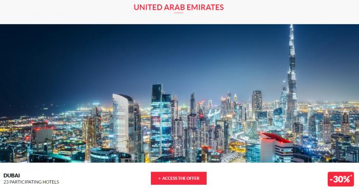Le Club AccorHotels Worldwide Private Sales May 24 2017 UAE 1