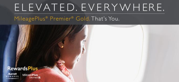 Marriott Rewards United Airlines Rewards Plus Platinum Premier Premier Gold 2017