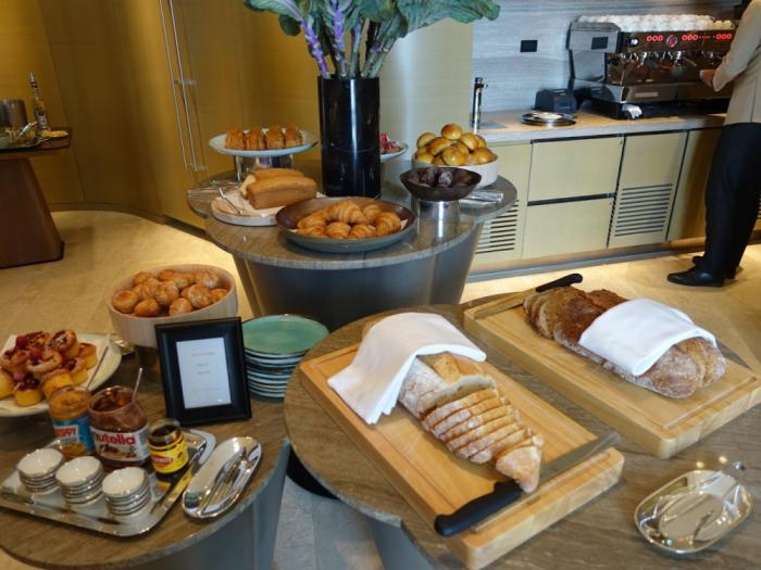 Park Hyatt Bangkok - Breakfast - Bakery Items