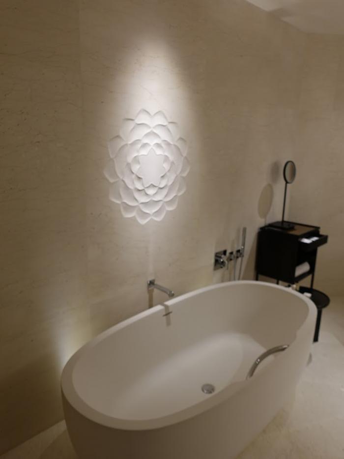 Park Hyatt Bangkok - Executive Suite 1616 - Bathroom Bathtub