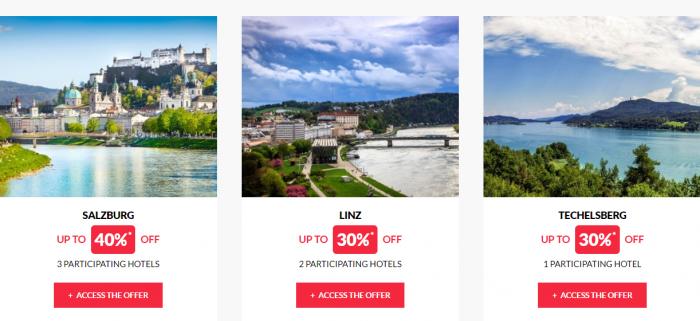 Le CLub AccorHotels Private Sales June 14 2017 Austria 2