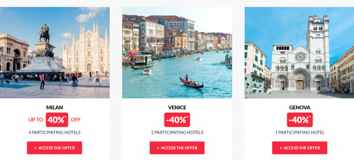 Le CLub AccorHotels Private Sales June 14 2017 Italy 2