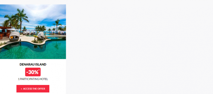 Le Club AccorHotels Worldwide Private Sales June 28 2017 Fiji 2