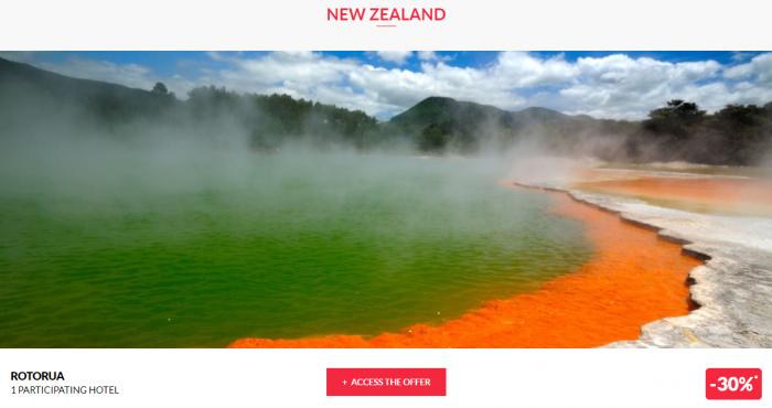 Le Le Club AccorHotels Worldwide Private Sale New Zealand 1