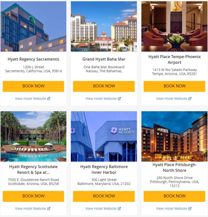 Hyatt Weekend Getaway Deals July 4 2017 4