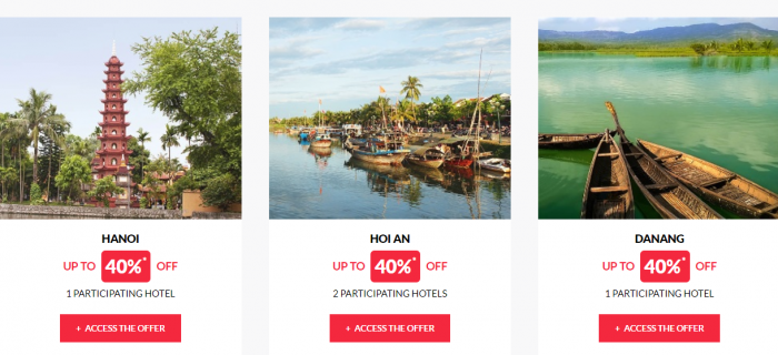Le Club AccorHotels Worldwide Up To 50 Percent Off Private Sale July 5 2017 Vietnam 2